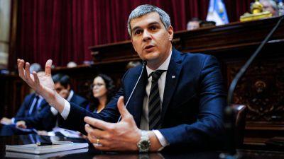 Marcos Pe�a pidi� �que se paguen las facturas� a pesar de los frenos de la Justicia