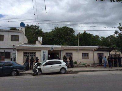 Una integrante de la Tupac Amaru detenida comenz� una huelga de hambre
