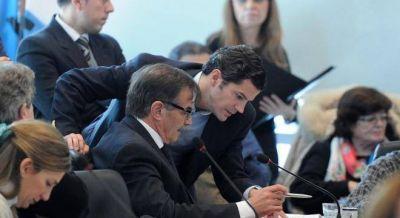 Los gobernadores exigen a Macri financiar sus d�ficits previsionales