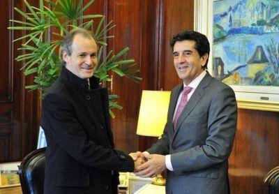 Bordet acordó con el Banco Nación ampliar la línea de créditos para los productores entrerrianos