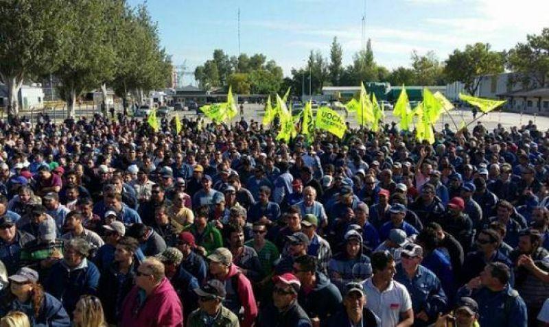 Denuncian el incumplimiento del acuerdo de reincorporación de trabajadores de Atucha