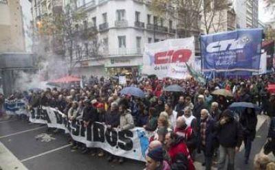 La CGT y la CTA de Lomas marcharán en repudio a las medidas económicas de Macri