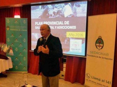 Jujuy presentó su Plan de Salud Mental y Adicciones ante el Consejo Federal de Drogas