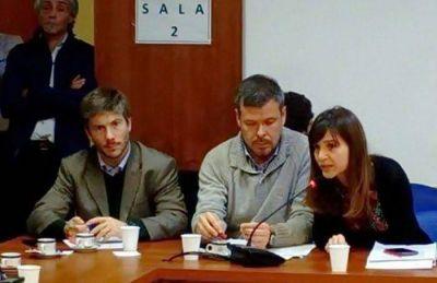 Bonifatti y Gutiérrez junto a la Diputada Raverta gestionaron en la Cámara Baja por el ex Emhsa