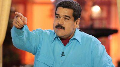 Nicol�s Maduro amenaz�: