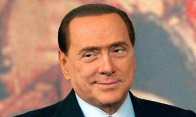 Berlusconi fue internado tras sufrir una