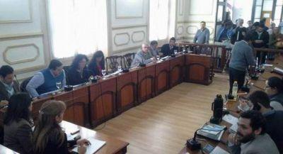 El registro automotor, bajo debate del Concejo
