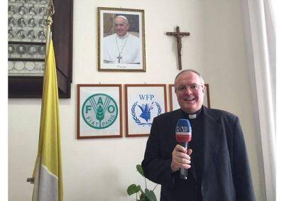 Importancia de la visita del Papa Francisco al Programa Mundial de Alimentos