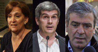 Michetti, Peña y Cano los funcionarios con menor patrimonio declarado