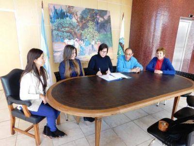Formación laboral para mujeres víctimas de violencia