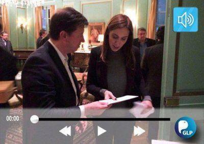 Bevilacqua trat� temas sanitarios, rurales y de seguridad con Vidal