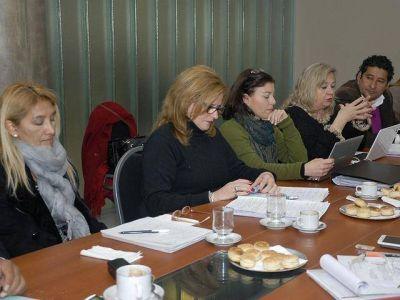 Funcionarias de Educación informaron aspectos de la gestión