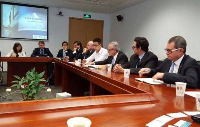 Bancos chinos financiar�an planta de energ�a solar
