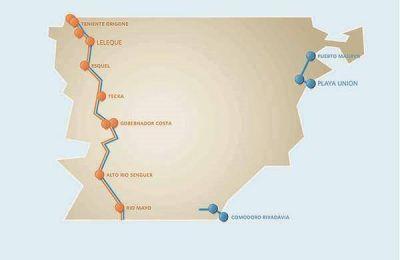 Por el Plan Federal de Internet, 17 localidades de Chubut estarán conectadas