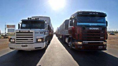Camioneros de Santa Cruz anunció paro de transporte de combustibles por 48 hs