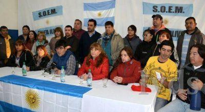 Municipales de Caleta quieren una marcha
