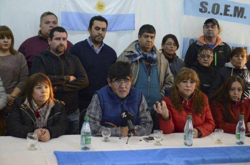Municipales de Caleta siguen padeciendo cíclica demora en el cobro de los sueldos