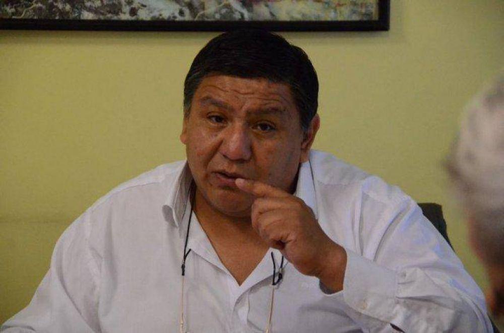 Avila le pidió a Das Neves que anule la concesión de Sipetrol