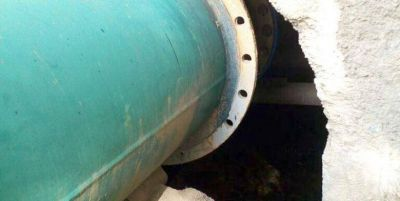 ARROYO ESQUEL: El Gobierno invertirá más 11 millones de pesos en la reparación del acueducto