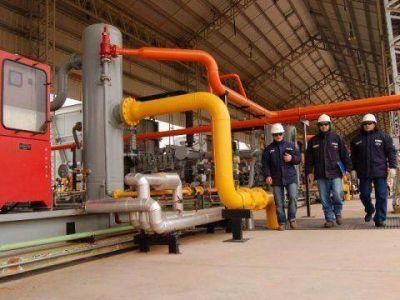 Vuelven a restringir el gas a las industrias