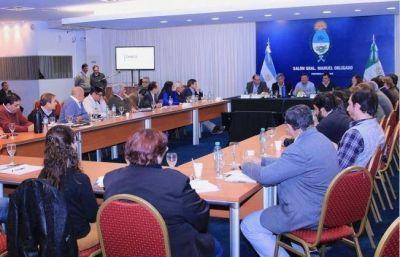 El NEA debati� necesidades y urgencias del sector productivo