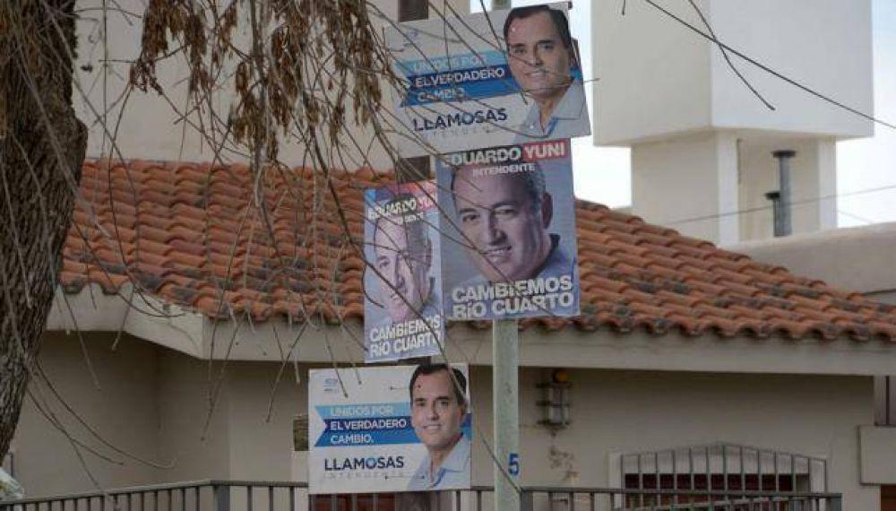 Hasta Macri se sumó a la caza de votantes indecisos en Río Cuarto