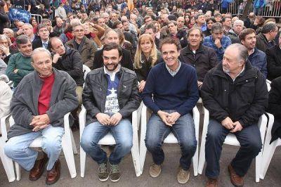 Gran convocatoria en el homenaje a los fusilados de José León Suárez