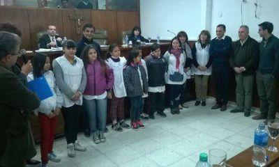 El Concejo Deliberante de San Martín apoyó a los clubes de barrio y pidió por la tarifa social