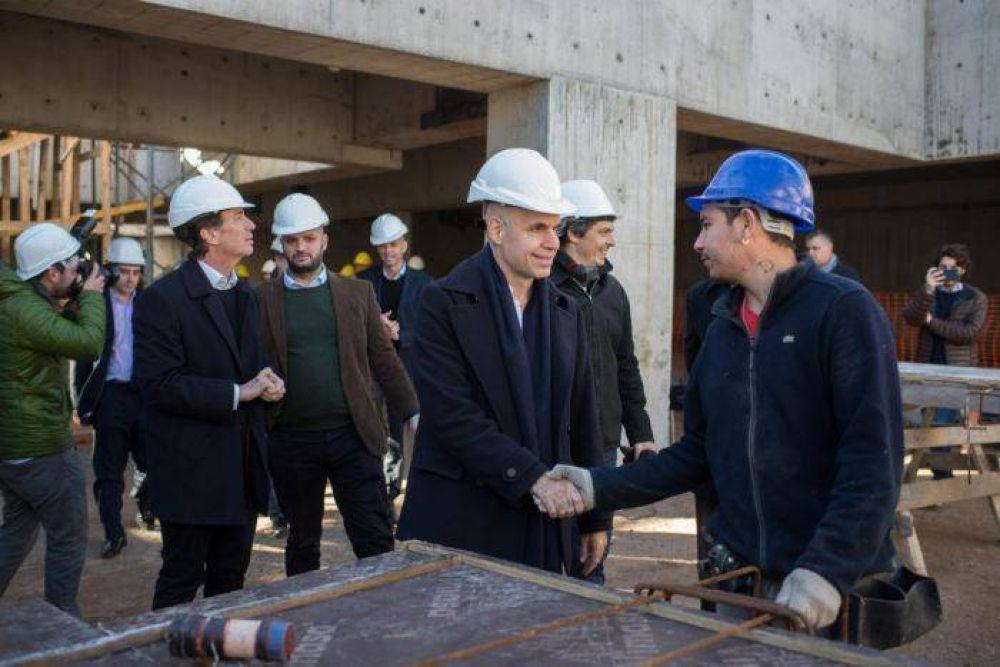Larreta relanzó la Agencia Metropolitana de Transporte