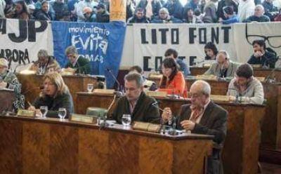 El Concejo de Lomas avanza sobre la inseguridad