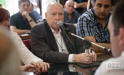 """""""Le pediría a Macri que promulgue el feriado porque Mar del Plata quiere trabajar"""""""