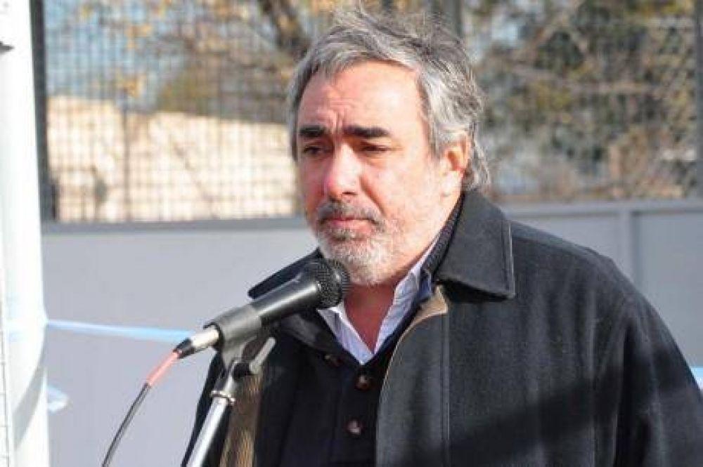 """""""Por prepotencia de trabajo vamos a lograr más éxitos en política ambiental"""", dijo Miguel Fernández"""