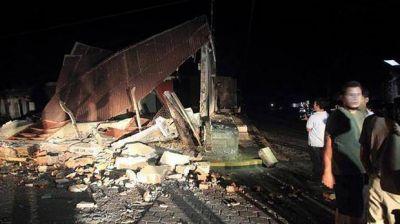 Un terremoto sacudió a Nicaragua