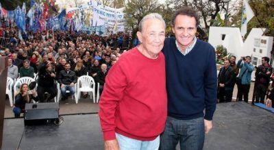 Intendentes justicialistas homenajearon a los fusilados de José León Suárez