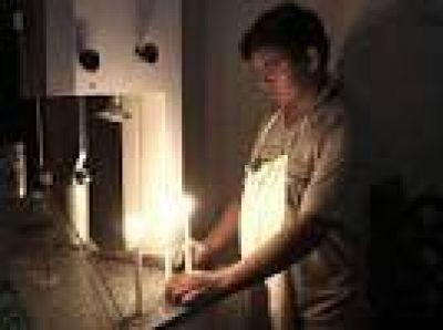 Más de 30.000 hogares sin electricidad en el área metropolitana