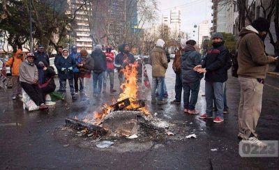 """Cooperativas de protesta: """"Arroyo no nos quiso recibir, nos dijeron que lo enojó la movilización que hicimos"""""""