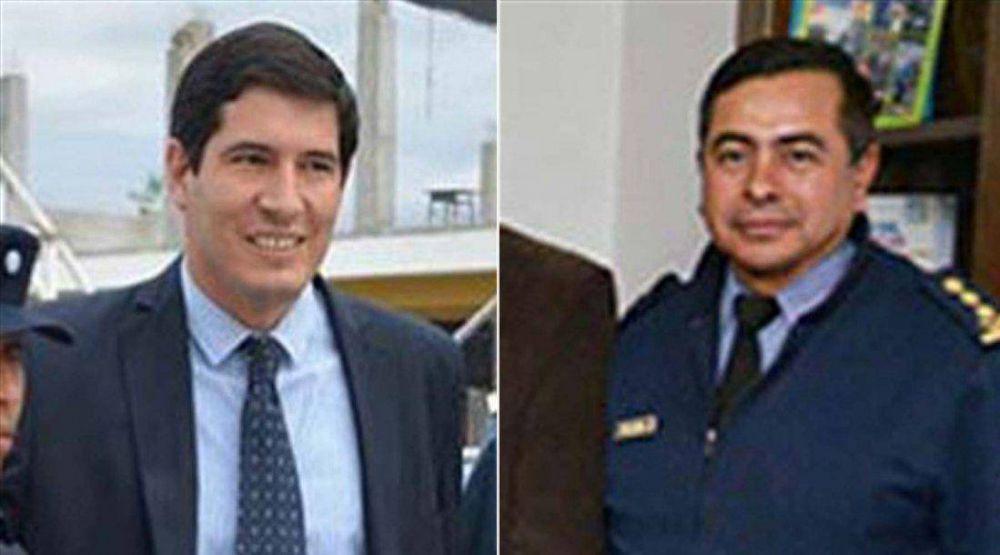 Cambiarán al ministro de Seguridad y al jefe de Policía