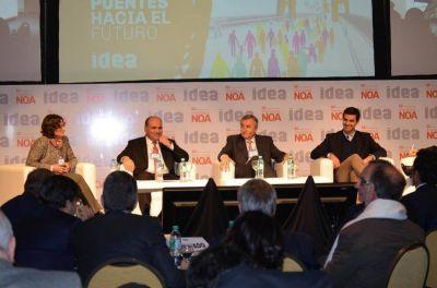 IDEA: Manzur elogió fuerte al gobierno de Macri y todos los gobernadores del Norte pidieron acelerar el Plan Belgrano