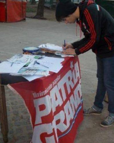"""Arrizabalaga: """"El problemás mas urgente en Tandil es hoy la falta de comida""""."""