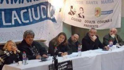 Cátedra Aldo Ferrer: El peronismo discutió en Soldati