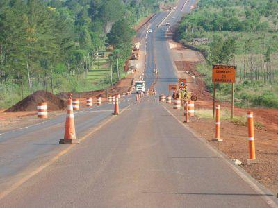 Nación se comprometió avanzar con las obras viales para Misiones