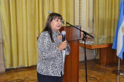 """""""San Luis es una provincia avanzada en materia de género y en derechos de las mujeres"""""""