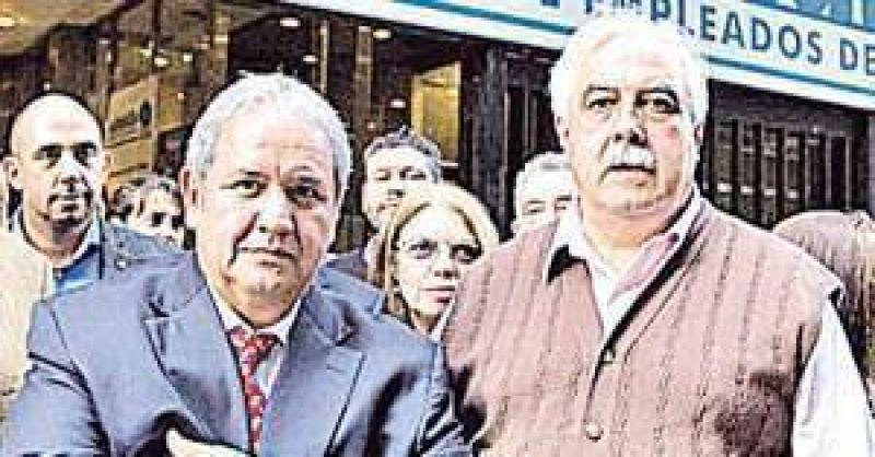 Bancarios impulsan un triunvirato en la CGT y posicionan a Palazzo para integrarlo