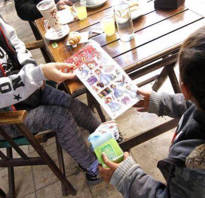 En la provincia hay unos 45 niños que trabajan en las calles céntricas