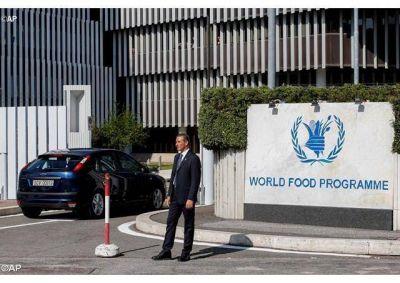 Es necesario desnaturalizar la miseria, el Papa al Programa Mundial de Alimentos