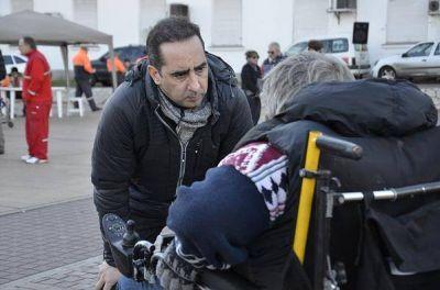 Gran cierre de la Semana de la Seguridad Vial en Morón