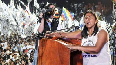 Milagro Sala habl� desde la c�rcel y cont� cu�les son sus condiciones de detenci�n