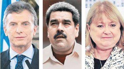 Macri, en vuelos clave para la pol�tica en Latinoam�rica