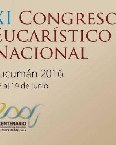 Programa del XI Congreso Eucarístico Nacional 2016