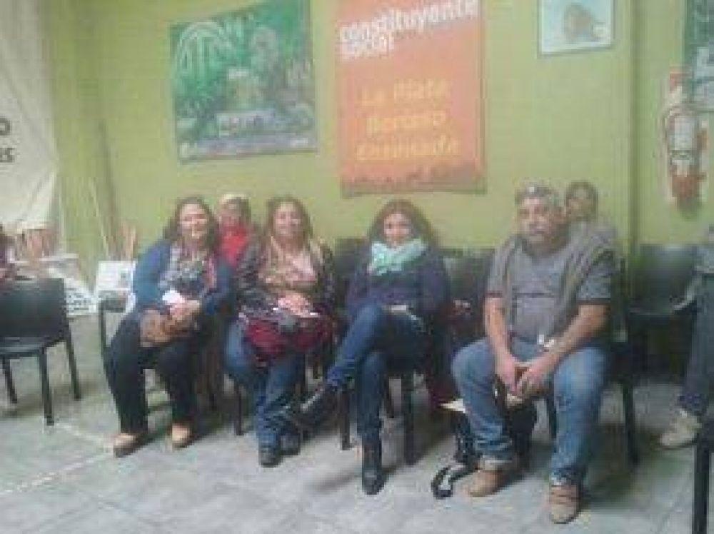 Representantes de ATE participaron de una importante reunión estratégica de municipales